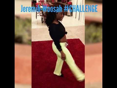Jeremih-woosah #challenge