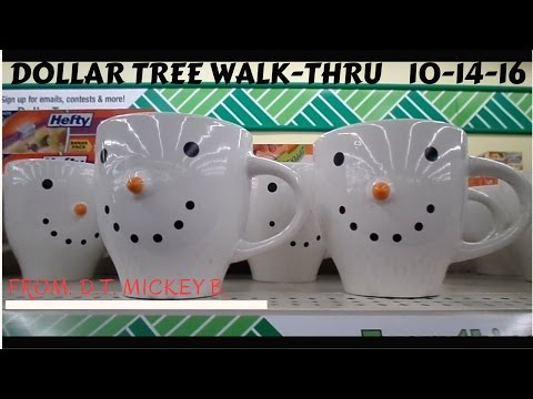 Dollar Tree Walk-Thru Haul #30