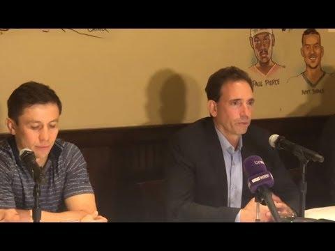 DBN LIVE REACTIONS: GOLOVKIN-MARTIROSYAN FINALIZED!! CANELO ALVAREZ SUSPENSION UPDATE