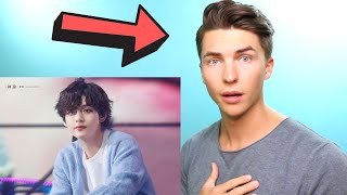 VOCAL COACH Justin Reacts to BTS V - Sweet Night