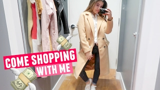 COME SHOPPING WITH ME!! (Guess How Much I Spent)