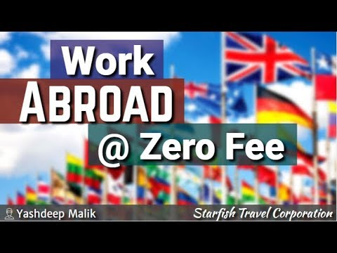 How To Find Job Outside India (cheapest methods) – HINDI MEIN