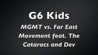 like a g6 vs kids mashup