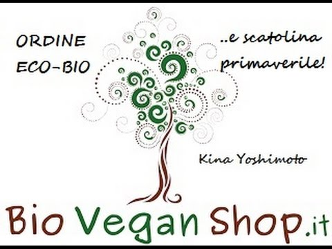 Ordine Bio Vegan Shop ...e  scatolina primaverile