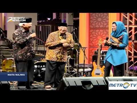 Mata Najwa - Kisah Pertemuan Quraish Shihab & Gus Mus di Mesir