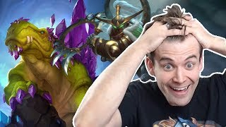 (Hearthstone) What is EVEN Happening?!