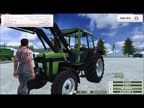 #2 (Simu)agris-Expo | Sur la map LibramontV1 en FULL HD