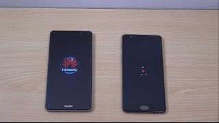 Huawei Mate 9 vs OnePlus 3T - Which is Fastest?