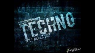 Tonzange - Stepp to the Party (Hard Techno Mix) Underground Techno 2016