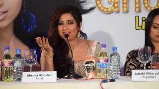Gambar cover Shreya Ghoshal Singing Without Music - Sun Raha Hai Na Tu