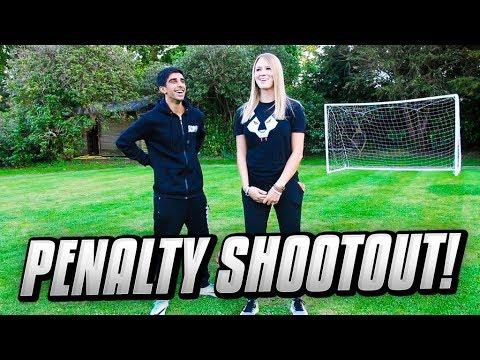 FANGS vs VIKKSTAR PENALTY SHOOTOUT!!