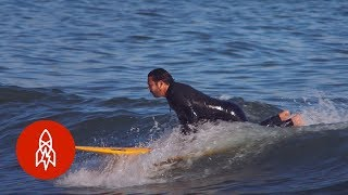 How This Surf Instructor Is Changing Lives
