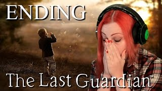 The Last Guardian Ending - I Can't Handle This Shieeet