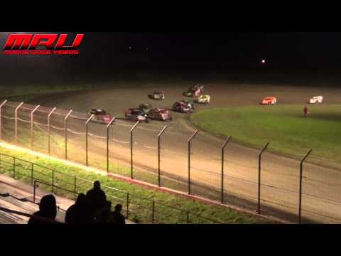 Modified Feature during the Carlson Clash at Park Jefferson Speedway on May 29th
