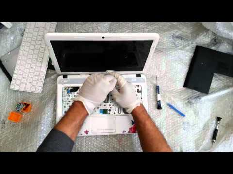 HP G4 - 2114 Smontaggio completo - Disassembly in 6 minuti