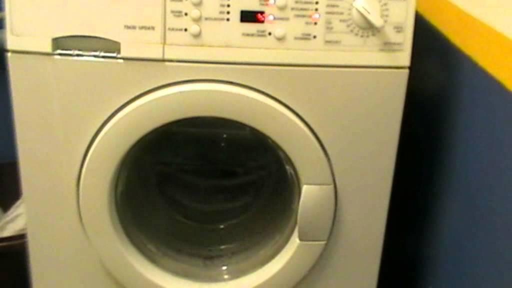 aeg lavamat washing machine instructions