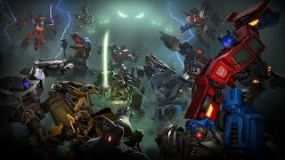 TRANSFORMERS: Forged to Fight (Android Ios) - обзор, лесплей, геймплей