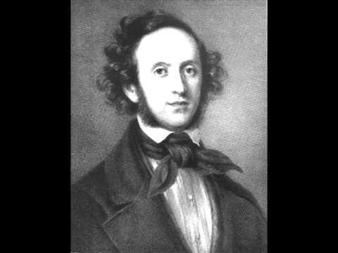 Felix Mendelssohn - Piano trio No.2 in C-minor, op.66. III. Scherzo: Molto allegro quasi presto