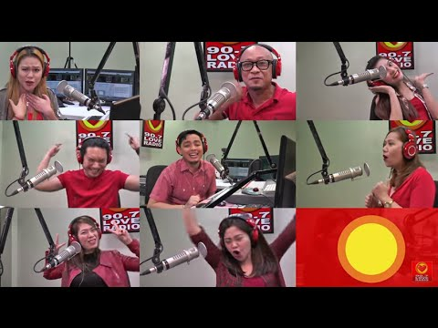 90.7 Love Radio - Number One Pa More! HD