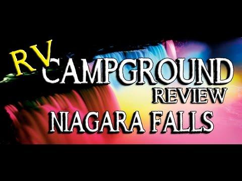 Niagara Falls RV Parks Review - Episode 130