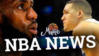 NBA NEWS #34 — «Кливленд» прервал серию поражений. «Орландо» неожиданно хороши