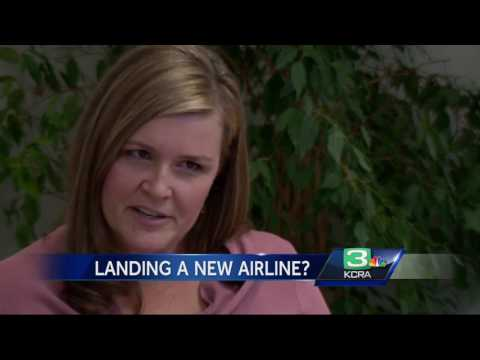 Modesto airport works to attract new airline
