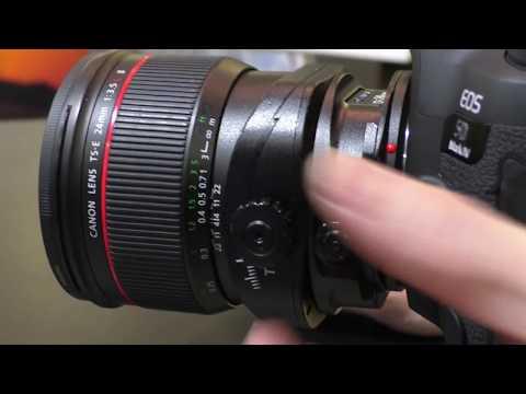 Canon Announces 3 new Tilt Shift Lenses - What to Expect