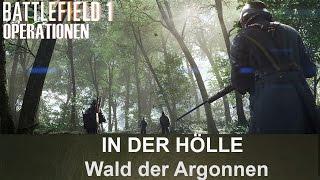 BATTLEFIELD 1 Operationen: In die Hölle - Wald der Argonnen - Vereinigte Staaten