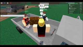 a big noob scammer in roblox (lumber tycoon 2)