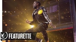 Kevin Hart: What Now? Behind the Scenes Featurette: Making An Entrance -- Regal Cinemas [HD]