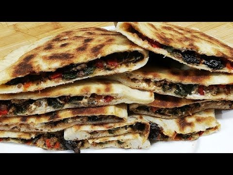 ramadan-crÊpes-turques-au-bŒuf-hachÉ-Économique-et-facile-(cuisine-rapide)