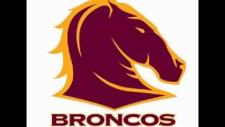 Brisbane Broncos Club Song
