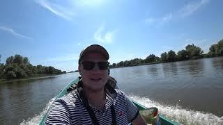 Рыбалка в Астрахани летом 2020 г Щука на поплавок Дорога до Астрахани часть 1