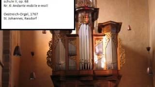 Michael Henkel: Pracktische Orgelschule, Band II / Teil 1