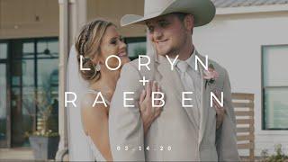Loryn + Raeben | 03.14.20 | Highlight