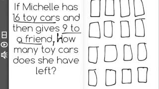 [1.OA.6-3.0] Add/Sub within 20 - Common Core Standard - Word Problem