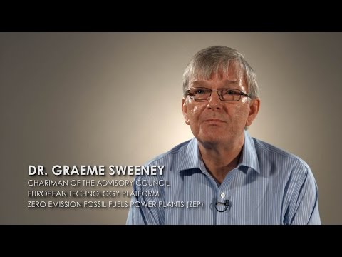 SaskPower CCS - Interview with Graeme Sweeney - Zero Emission Fossil Fuels Power Plants (ZEP)