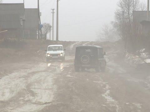 «Дорога жизни» для 2 тысяч жителей Никольского района превратилась в полосу препятствий