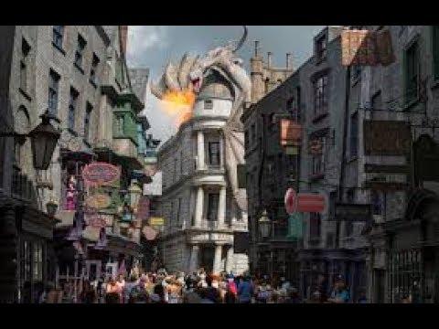 Universal Studios and Island of Adventure Orlando Florida 2017 Blog