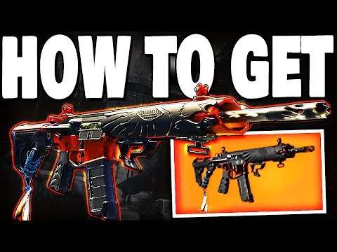 """The Division 2 - HOW TO GET EXOTIC ASSAULT RIFLE """"EAGLE BEARER"""" !!"""