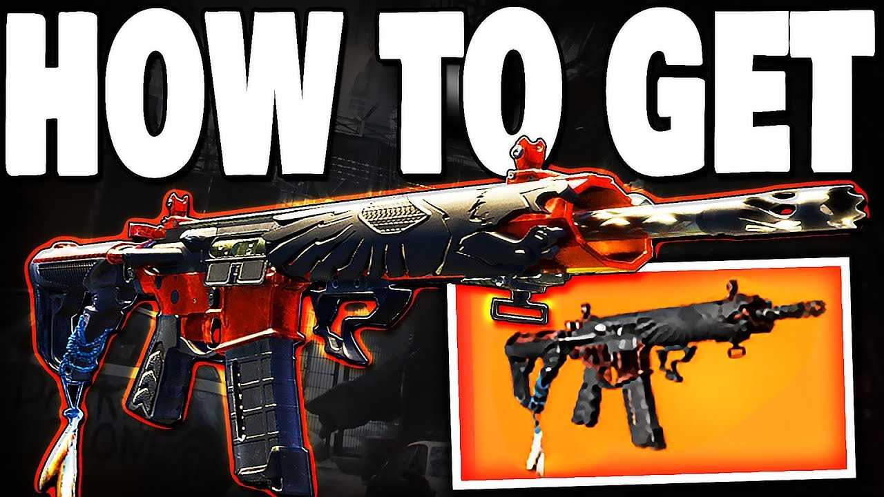 The Division 2 - HOW TO GET EXOTIC ASSAULT RIFLE