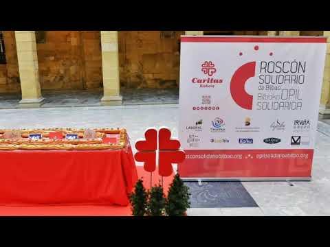 Vídeo Agradecimiento Roscón Solidario 2121