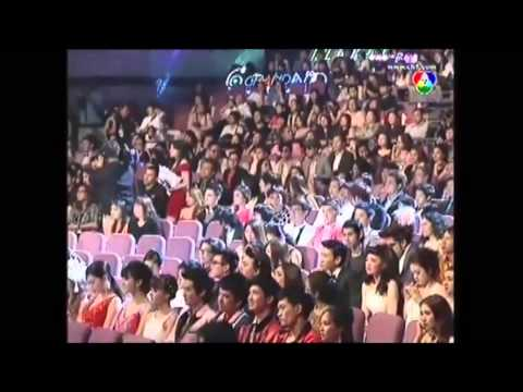 The Voice Thailand - เกมโชว์ยอดเยี่ยม Top Awards 2012