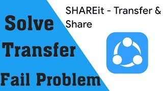 एंड्रॉइड में शेयर ट्रांसफर फेल की समस्या को कैसे ठीक करें || Send Receive Files में Error को कैसे Solve करें screenshot 3