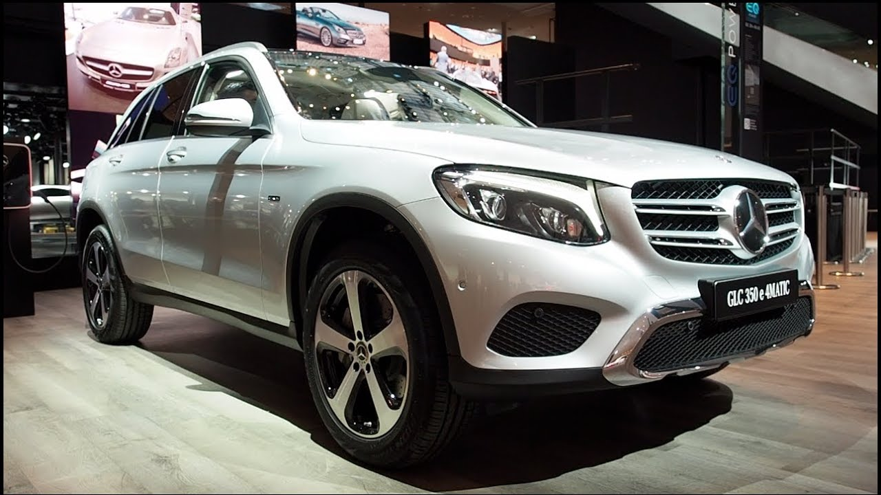 mercedes benz glc 350e 4matic 2018 in detail review walkaround interior exterior youtube. Black Bedroom Furniture Sets. Home Design Ideas