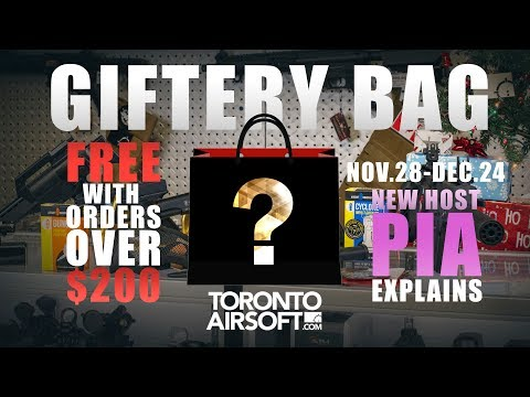 Free Mystery Box/Bag for the Holidays! - TorontoAirsoft.com