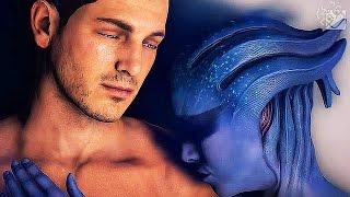 Гагатун и Юзя смотрят трейлер Mass Effect: Andromeda