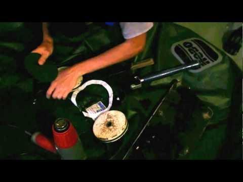 Ремонт ПВХ лодок.Правильный ремонт надувных ПВХ лодок!