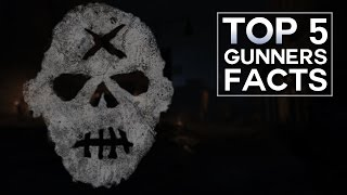 Fallout 4 - Top 5 Gunners Facts