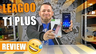 LEAGOO T1 PLUS – Günstiges Selfie-Smartphone? [Review, German, Deutsch]